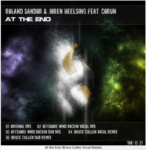 Trance Music EP Art