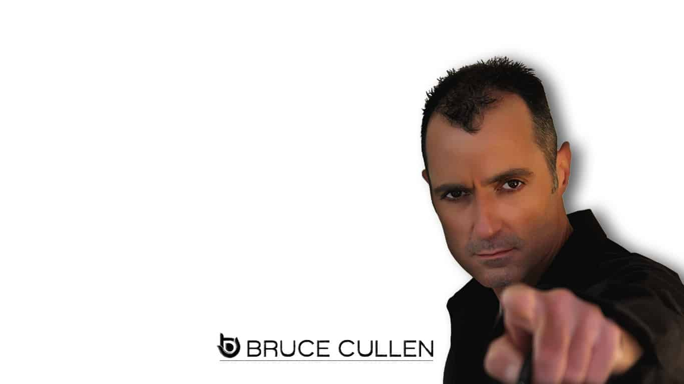 Bruce Cullen Press Photo June 2013