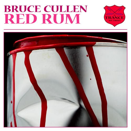 Bruce Cullen - Red Rum Album Art