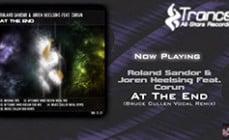 Bruce Cullen Remix - Roland Sandor & Joren Heelsing Feat. Corun