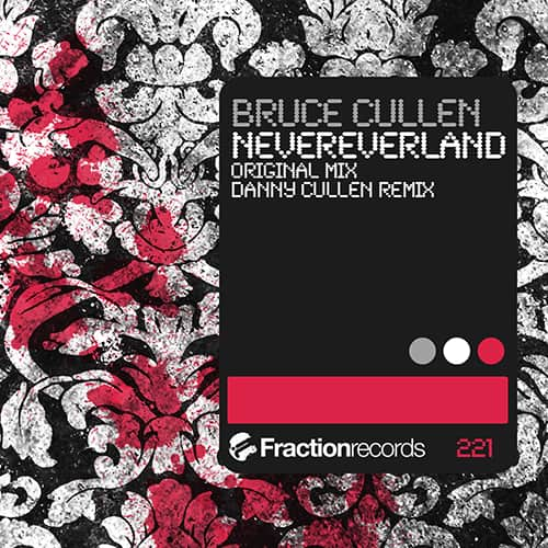 Bruce Cullen - NeverEverLand Album Art